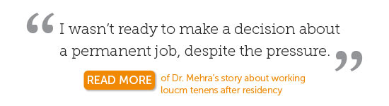 Dr Mehra's interview - ARCH